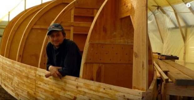 Строим яхту своими руками