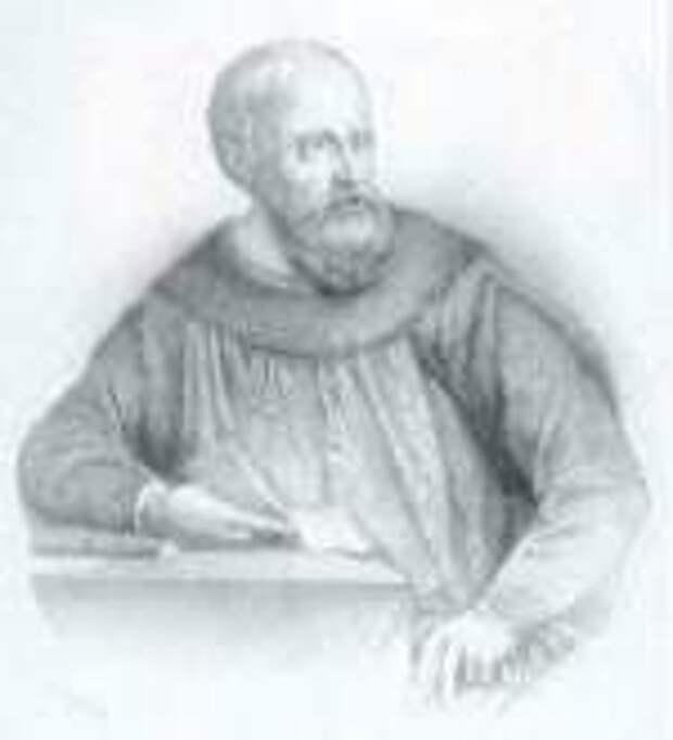 Рюи Гонсалес де Клавихо, посол-трезвенник) (Иллюстрация из открытых источников)