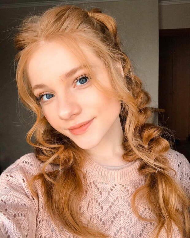 Красивые девушки на фотографиях 5