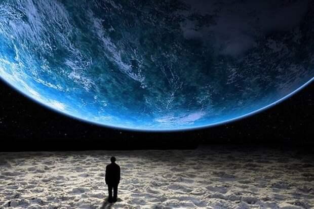 Четыре стихии в Космосе и Человеке