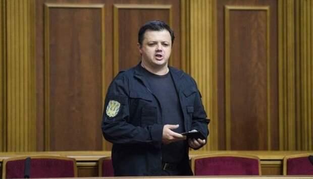 Среди задержанных соружием вГрузии украинцев был депутат Семен Семенченко | Продолжение проекта «Русская Весна»