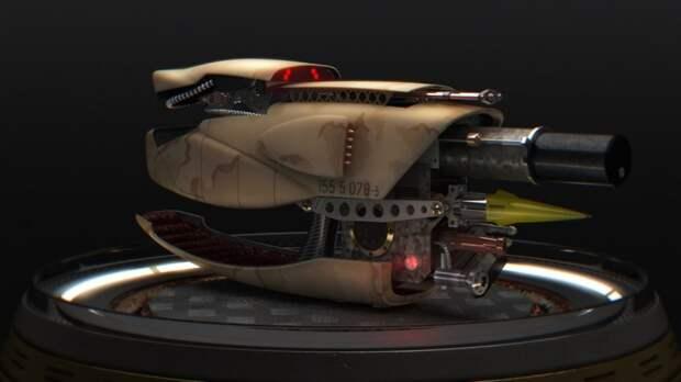 Оружие Зорга