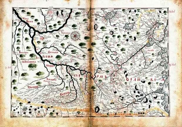 Забытые карты Российской Империи