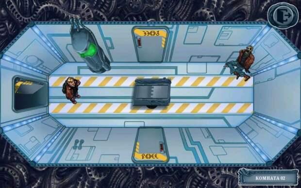 MechCube: Escape — головоломка, где надо мыслить нешаблонно