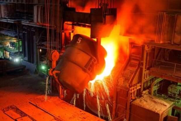 ММК снизил выплавку стали во втором квартале на 22%
