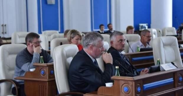 Парламента в Севастополе больше нет