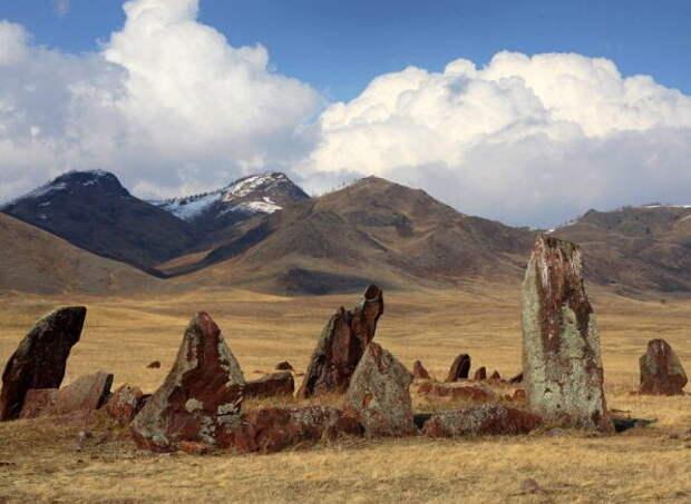 Хакасия: следы древнейшей цивилизации