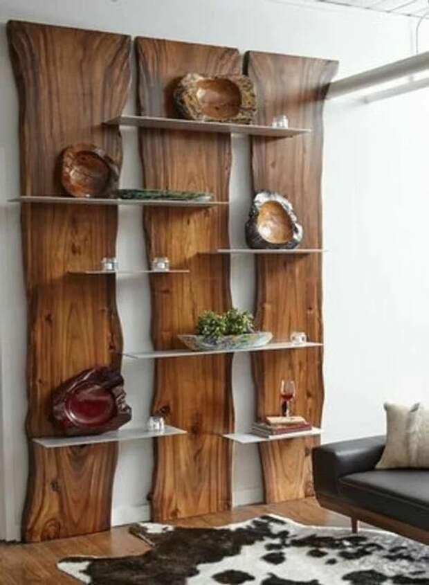 Слэб: мебель и декор (подборка)