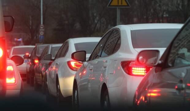 Водителей предупредили обувеличении числа ДТП вРостовской области из-за снегопада