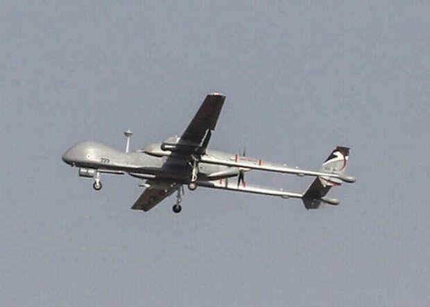 Израиль озабочен потерей своих беспилотников в небе над Палестиной и Ливаном