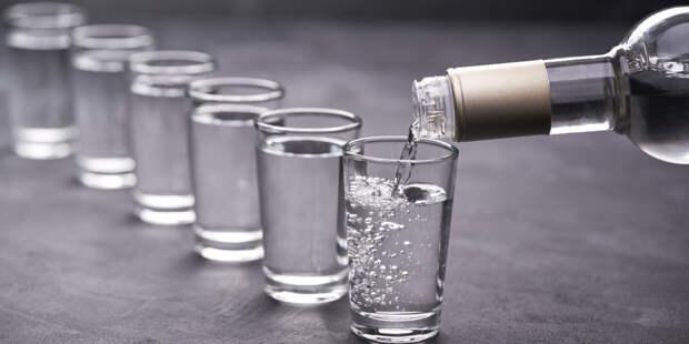 В Новосибирске случайно изобрели водку, не вызывающую похмелья