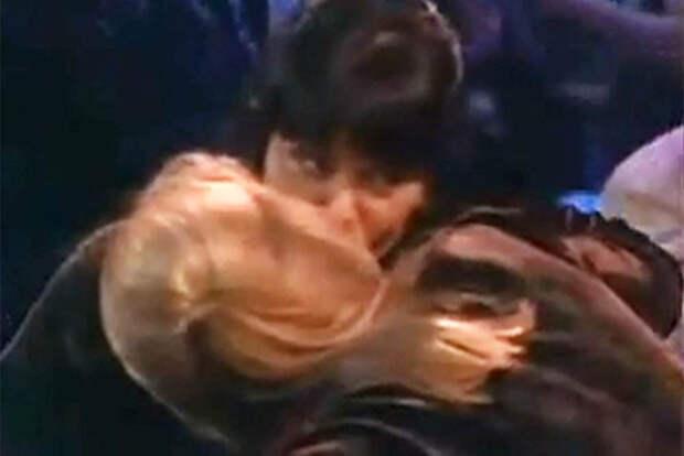 Cамые известные поцелуи
