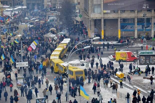 Как оранжевая революция на Украине  повлияла на геополитику XXI века