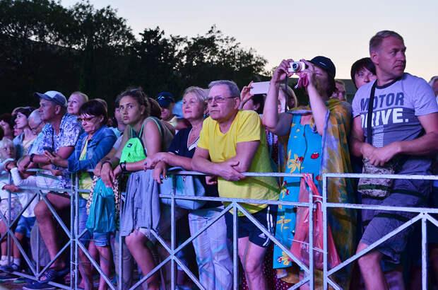 В Коктебеле открылся XI международный фестиваль «Live in Blue bay»