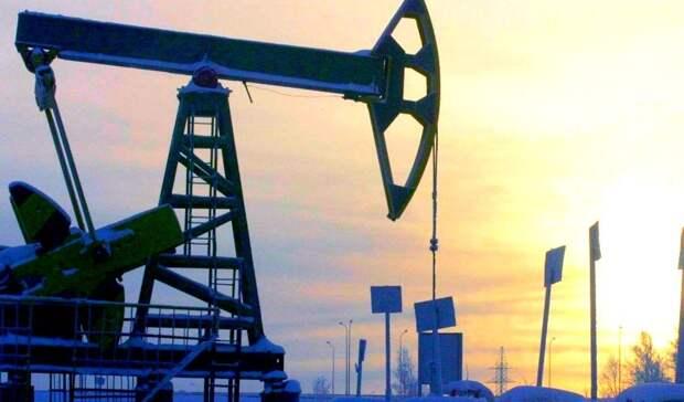 В2020 году добыча нефти вРоссии составила 91,3% отуровня 2019 года