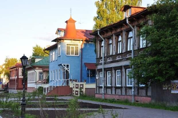 Из первых уст: Архангельск в период белых ночей