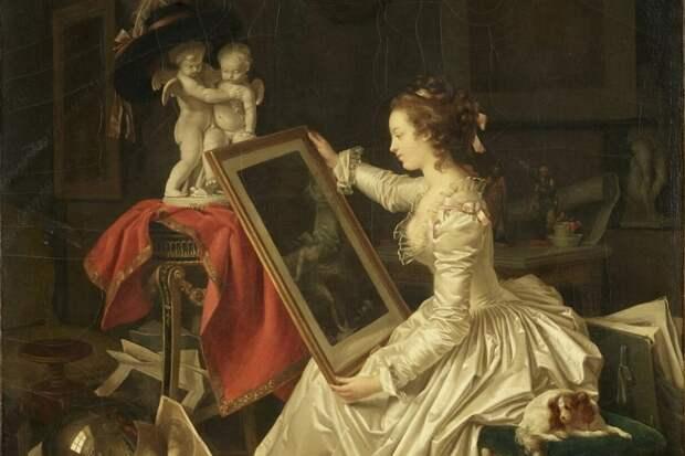 Коллекция Лувра из 480 000 произведений искусства в новой цифровой базе