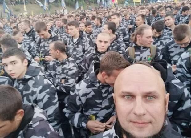 На Украине вербуют карателей для отправки в Белоруссию