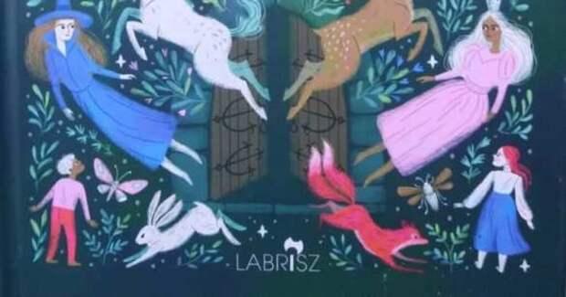 Золушка-гей, Снежная королева-лесбиянка и ЛГБТ-олень: шокирующий сборник сказок вышел в Европе (ФОТО) | Русская весна