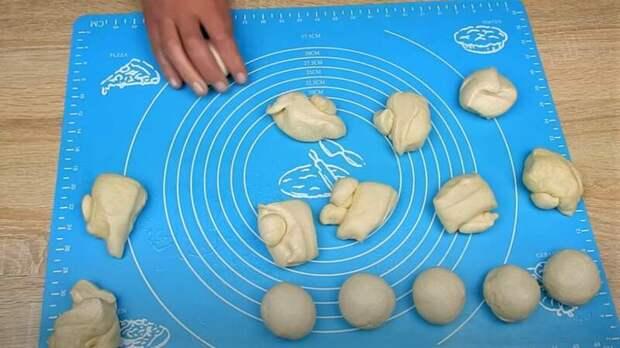 Сосиски в тесте — рецепты приготовления теста с сосисками