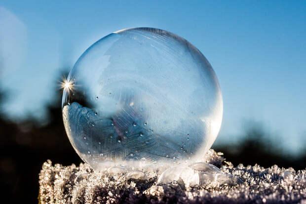 Холодный «пузырь» накроет Москву