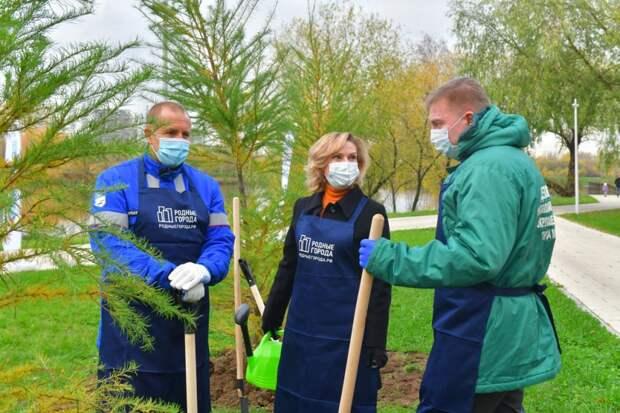 Одним из приоритетных направлений для МНПЗ остаётся экологическая деятельность / Фото: Денис Афанасьев