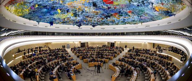 США негодуют из-за решения большинства ООН по России