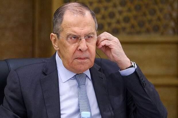 Лавров обнародовал российский ответ на санкции США
