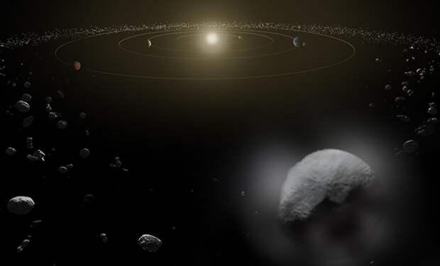 В пустыне Сахара нашли метеорит, возраст которого больше, чем у нашей планеты: камню 4.6 миллиарда лет