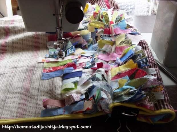 Ляпочиха: старинная русская техника лоскутного шитья