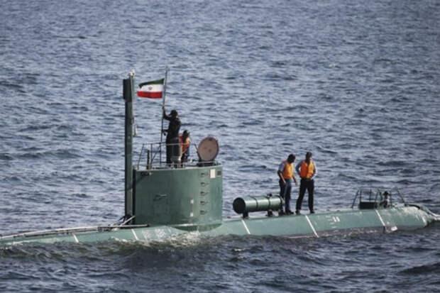 Иран показал, как собирается топить авианосцы США