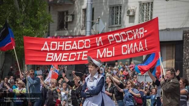 6 лет стойкости и твердой позиции: ДНР вспоминает, как в 2014-м провозгласила независимость