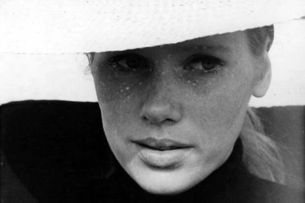 Норвежская актриса Лив Ульман