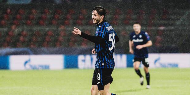 Миранчук признан лучшим футболистом месяца в «Аталанте». Хороший пример для Кокорина