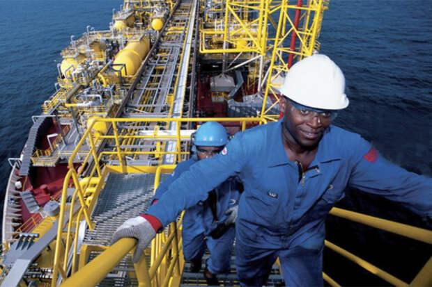 """""""Лукойл"""" приобретает нефтегазовый проект в Сенегале за 300 млн долларов"""
