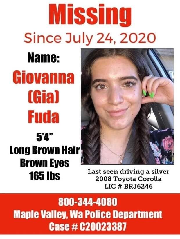 Чудом выжившая: 18-летнюю американку, которая заблудилась влесу, нашли живой через 9 дней