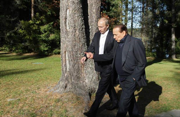 Сильвио Берлускони летит лечиться в главную Кремлевскую больницу