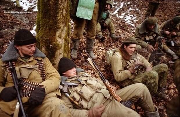 Чёрный день армейского спецназа