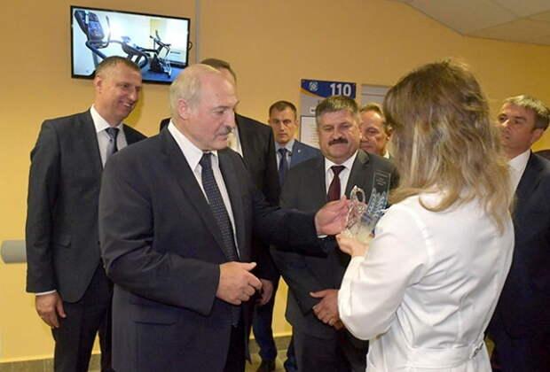 Хамство Лукашенко переходит все границы