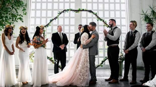 10 фото со свадеб, на которых уровень веселья достиг критической отметки