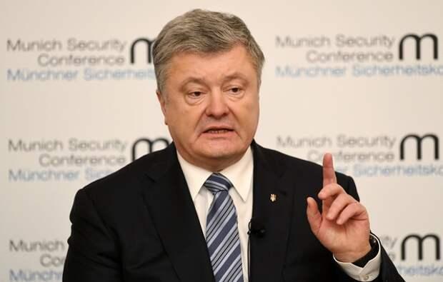 Порошенко подписал закон о закреплении в Конституции курса Украины в ЕС и НАТО