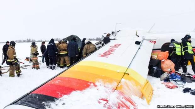Причиной авиакатастрофы АН-2 в Нарьян-Маре мог стать отказ двигателя