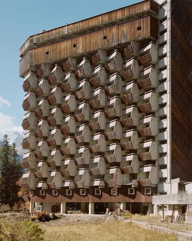Отель на Домбае