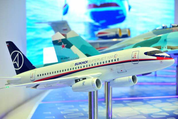 Экс-глава компании-разработчика Sukhoi SuperJet 100 объявлен в розыск