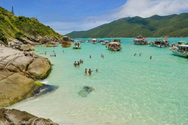 7 неимоверно красивых пляжей, которые всех приводят в восторг