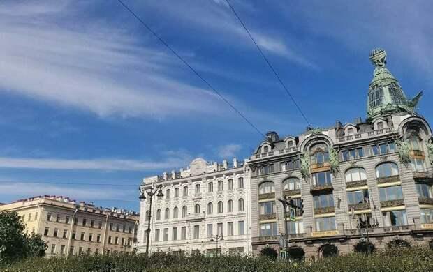 Бабье лето продолжается: в Петербурге ожидается +14 градусов, без осадков
