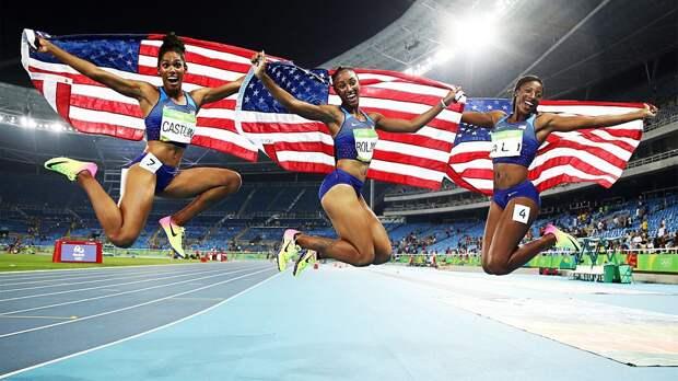 В США создан Совет по расовой и социальной справедливости. Он будет защищать американских атлетов