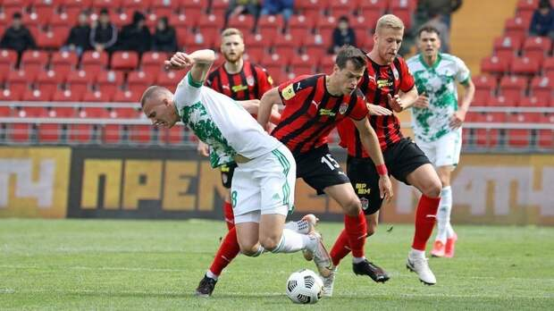 «Ахмат» обыграл «Химки» в 26-м туре РПЛ