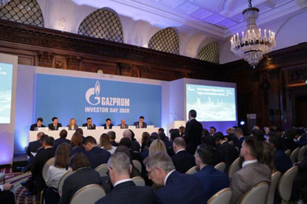 """""""Газпром"""" пока не планирует buy back, но не исключает его в будущем - топ-менеджер"""