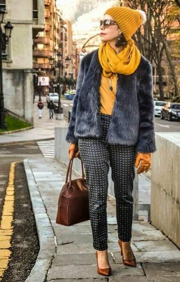 Отлично выглядеть и не превращаться в «тетку» – главная задача женщин после 50